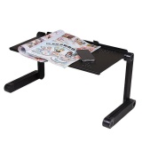 Price Portable Foldable Adjustable Laptop Desk Computer Table Stand Tray For Sofa Intl Oem Original