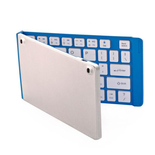 Portable Foldable Folding Wireless Bluetooth Keyboard Travel Stand A Singapore
