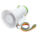 Where Can You Buy Portable Handheld Megaphone Foldable 5W Loud Speaker Bullhorn Voice Amplifier Intl