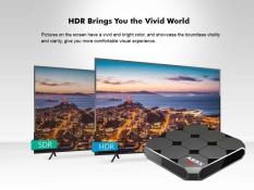 List Price Portable Hd A95X R2 Android 7 1 Mini Black Tv Box 2 16G Memory Quad Core Intl Skatolly