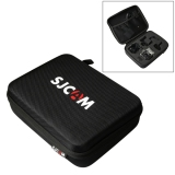 Portable Shockproof Shatter Resistant Wear Resisting Camera Bag Carrying Travel Case For Sjcam Sj4000 Sj5000 Sj6000 Sj7000 Sj8000 Sj9000 Sport Action Camera Selfie Stick And Other Accessories Size 22 16 6 Cm On China