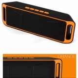 Price Portable Stereo Megabass A2Dp Bluetooth Wireless Speaker Orange Intl Oem China