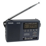 Portable Tecsun Dr 920C Fm Mw Sw 12 Band Radio With Digital Alarm Clock Sleep Timer Intl Oem Cheap On China