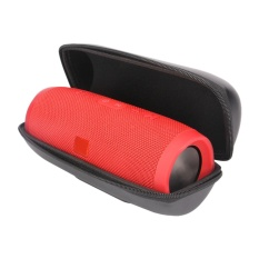 Price Comparisons For Portable Travel Carry Handle Hard Case Bag Holder Zipper Pouch For Jbl Charge 3 Bluetooth Speaker Intl