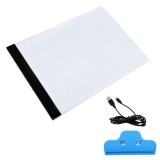 Portable Usb Powered Ultra Thin A4 Led Eyesight Protected Artists Drawing Sketching Animation Tracing Light Box Tablet Pad Board With Clip Intl On China