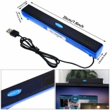 Buy Portable Usb Speaker Music Player Amplifier Loudspeaker Stereo Sound Box For Computer Desktop Pc Notebook Laptop Intl Oem Cheap