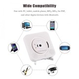 Top 10 Portable Wall Mounted Bluetooth Stereo Remote Control Cd Mp3 Player Uk Plug Intl