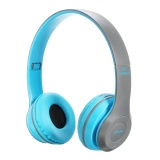Compare Price Portable Wireless Bluetooth 4 2 Sports Headphone W Microphone Stereo Fm Headset Blue Intl Not Specified On China