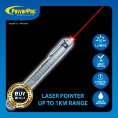 Powerpac Laser Pointer Up To 1km Range (ppl007) By Powerpac.