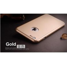Sale Premium Matte Ultra Thin Fit Case Casing Cover Gold For Iphone 8 Iphone 7 Oem Branded