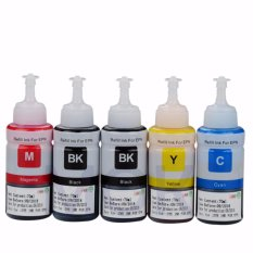 Price Comparison For Printer Ink Refill Kit For Epson Ink Tank Printer L100 L110 L120 L220 L132 L210 L222 L300 L310 L312 L355 L350 L362 L385 L455 L485 L550 L565 L566 L655 L800 L805 L850 L1300 L1800 Inkjet Printer Intl