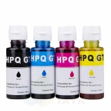 Lowest Price Printer Ink Tank Refill Ink Kit For Hp Deskjet Gt5810 Gt5820 Gt51 Gt52 Black Yellow Magenta Cyan Intl