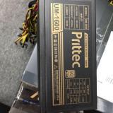 Wholesale Prittec Um 1600 1600W 90Plus Gold Mining Psu 100 240V Atx Power Supply