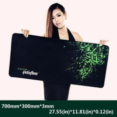 Pro XL Size 700*300*3MM New Rubber Razer Goliathus Mantis Speed Game Mouse Pad Mat Large Mat for Gamer LoL Dota CS GO - intl