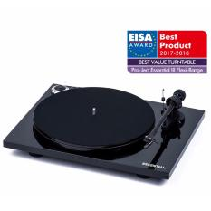 Great Deal Project Essential Iii Phono Dc Om10 Turntable Gloss Black