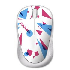 [BUY 1 GET 1 FREE] PROLiNK Artist Collection: USB Optical Mouse (Blast)
