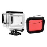 Where To Shop For Protective Waterproof Diving Swimming Underwater Housing Shell Case For Gopro Hero 5 Camera Intl