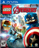 Ps Vita Lego Marvel S Avengers R2 English Compare Prices