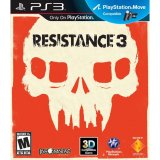 Sale Ps3 Resistance 3 Playstation
