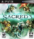 Best Ps3 Sacred 3 R3 English