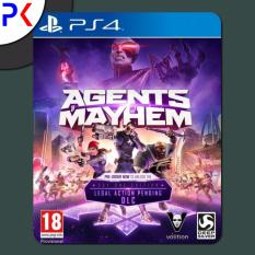 Best Buy Ps4 Agents Of Mayhem R3