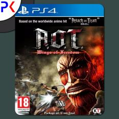Get The Best Price For Ps4 Attack On Titan Wings Of Freedom R2