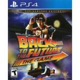 Retail Ps4 Back To The Future The Game