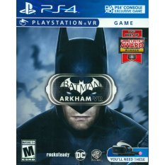 Buy Ps4 Batman Arkham Vr R1 English Singapore