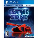 Buy Ps4 Battlezone Psvr Region 3 Asia Playstation Vr Required Cheap On Singapore