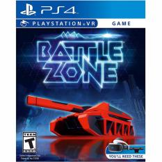Sale Ps4 Battlezone Psvr Region 3 Asia Playstation Vr Required Online On Singapore