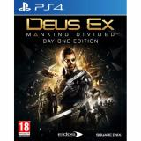Sale Ps4 Deus Ex Mankind Divided Day One Edition Square Enix Wholesaler