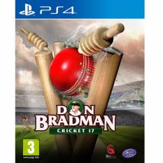 Ps4 Don Bradman Cricket 17 Cheap