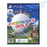Brand New Ps4 Everybody S Golf Region 3