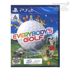 Buy Ps4 Everybody S Golf Region 3 Playstation Online