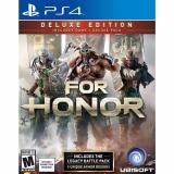 Promo Ps4 For Honor Deluxe Edition R3