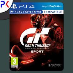 Ps4 Gran Turismo Sport R2 On Line