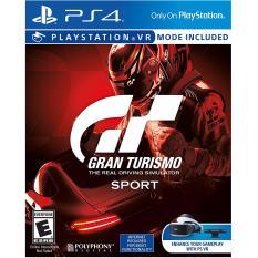 Sale Ps4 Gran Turismo Sport R3 Singapore Cheap
