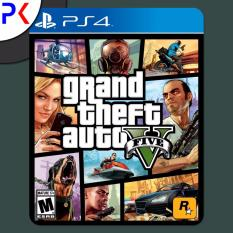 Sale Ps4 Grand Theft Auto V R3 On Singapore