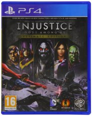 Review Ps4 Injustice Gods Among Us Ultimate Edition R2 Singapore