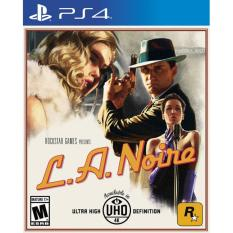 Review Ps4 L A Noire Sony On Singapore