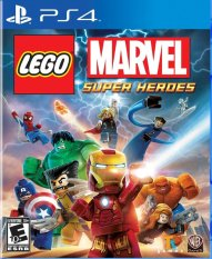 Sale Ps4 Lego Marvel Super Heroes Not Specified Branded