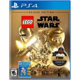 Ps4 Lego Star Wars The Force Awakens Deluxe Edition R1 English In Stock