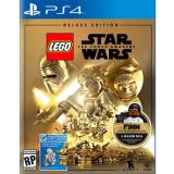 Ps4 Lego Star Wars The Force Awakes Deluxe Edition Singapore