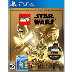 Price Ps4 Lego Star Wars The Force Awakes Deluxe Edition Online Singapore