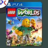 Ps4 Lego Worlds R3 Free Shipping
