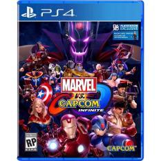 Best Offer Ps4 Marvel Vs Capcom Infinite