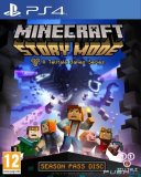 Recent Ps4 Minecraft Story Mode A Telltale Games Series