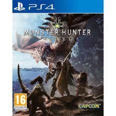 Ps4 Monster Hunter World For Sale