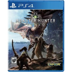 Sales Price Ps4 Monster Hunter World R1