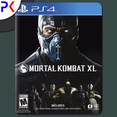 Review Ps4 Mortal Kombat Xl R3 Warner Bros On Singapore